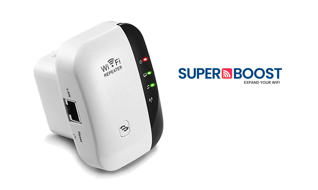 Wifi Superboost